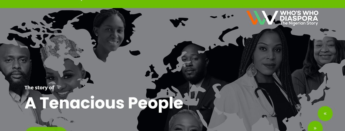 Adplayers 2021 Christmas Show Whos Who Diaspora The Nigerian Story The Launch A D Players At The George Theater Houston September 29 2021 Allevents In