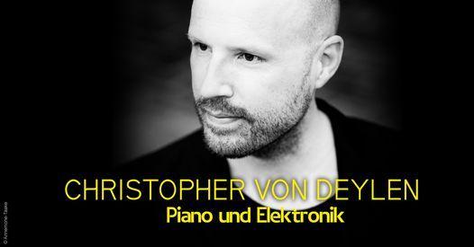 Christopher von Deylen – Piano und Elektronik   Stuttgart, 19 October   Event in Stuttgart   AllEvents.in