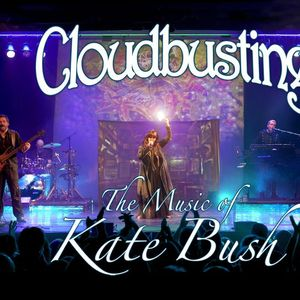 Cloudbusting - The Music of Kate Bush at Tramshed  Cardiff