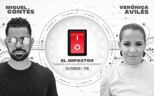El Impostor: Apaga las voces que detienen tu potencial | Event in Carolina | AllEvents.in