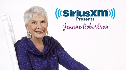 Fine Siriusxm Presents Jeanne Robertson Live In San Antonio At Gmtry Best Dining Table And Chair Ideas Images Gmtryco