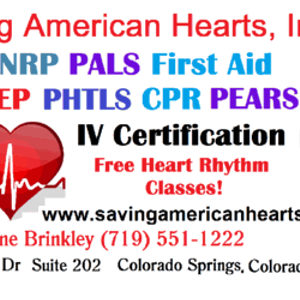 Iv Certification January 13 2020 At Saving American Hearts