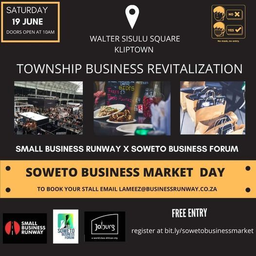 Soweto Business Market Day, 4 September | Event in Kimberley | AllEvents.in