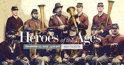 Heroes of the Ages - Patriotic Pops Concert