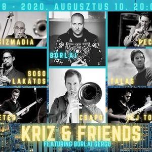 KRIZ & Friends feat. BORLAI Gerg
