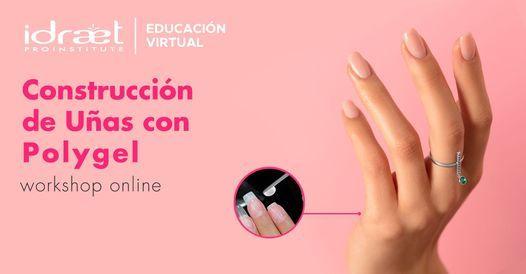 Workshop Online: Construcción de Uñas con Polygel, 30 October | Event in Buenos Aires | AllEvents.in