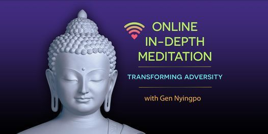 November online in-depth course - Transforming adversity (series of 4), 3 November | Online Event | AllEvents.in