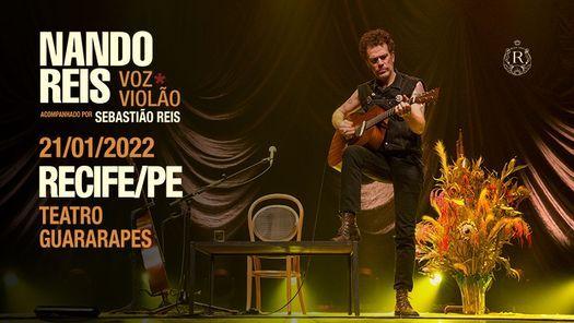 Nando Reis em Recife/PE - Esse Amor Sem Preconceito - 13/03, 13 March | Event in Olinda | AllEvents.in