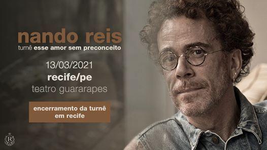 Nando Reis em RecifePE - Esse Amor Sem Preconceito - 0805