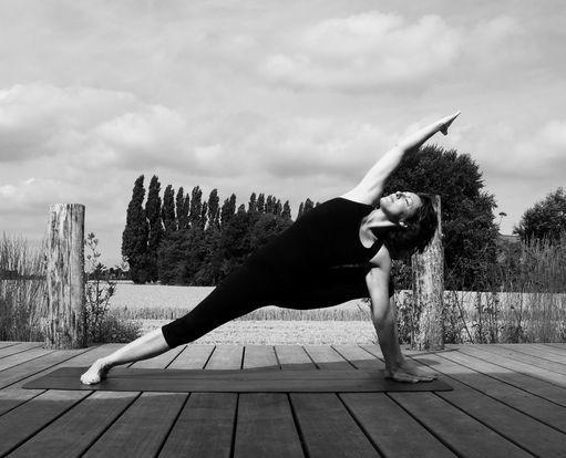 Yoga les vendredis  18h