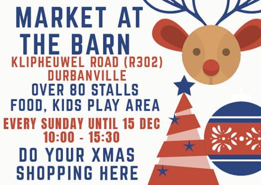 Market At the Barn Durbanville - Every Sunday