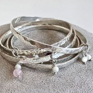 Make Your Own Silver Bangle - 75