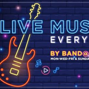 LIVE MUSIC BY BANDWORK