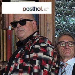 Rudy Pfann & Sumpftruppe - Posthof Linz