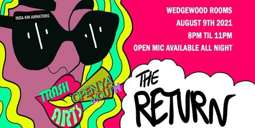 Open Yah Mouth The Return, 9 August | Event in Fareham | AllEvents.in