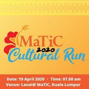 MaTiC Cultural Run 2020
