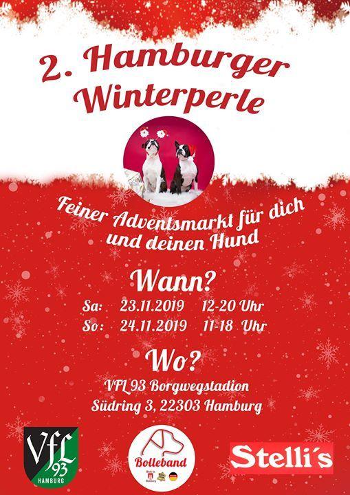 2.Hamburger Winterperle