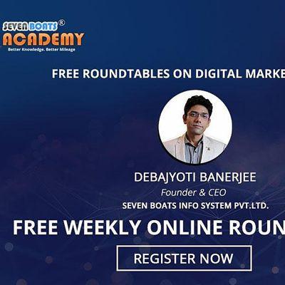 Free Digital Marketing Online Roundtable 9