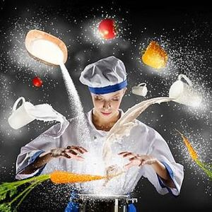 Just add Magic - Cooking with Energy