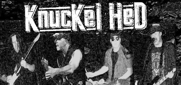 KnucKel HeD Rocks Gan