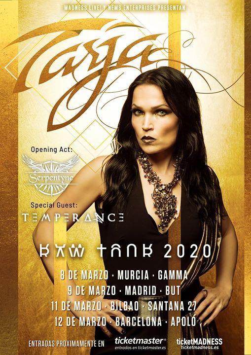 Raw Tour 2020 - Barcelona