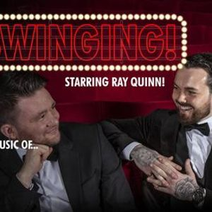 All Singing All Swinging Starring Ray Quinn