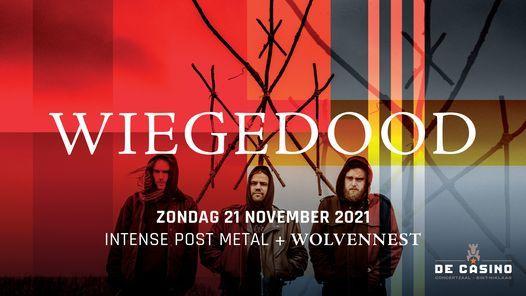 Wiegedood + Wolvennest in De Casino, 21 November   Event in Sint-niklaas   AllEvents.in