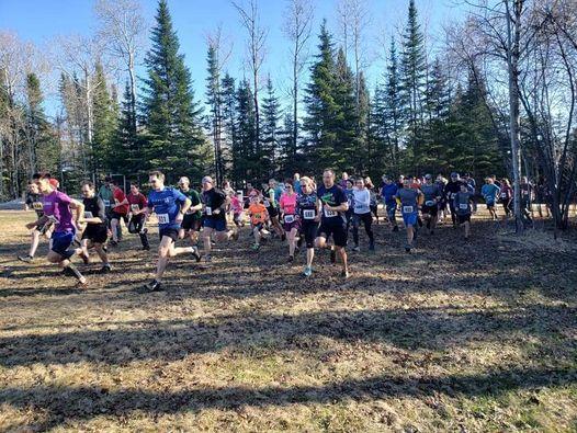 Kamview Fresh Air Off-Road Half Marathon