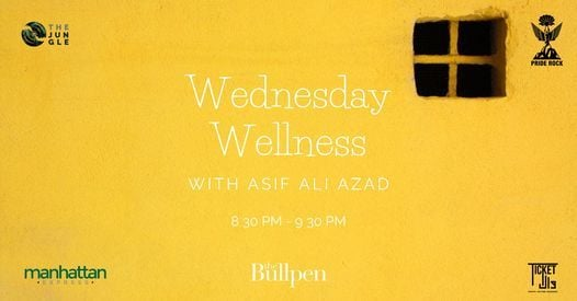 Wednesday Wellness with Asif Ali Azad, 19 May | Event in Sanghar | AllEvents.in