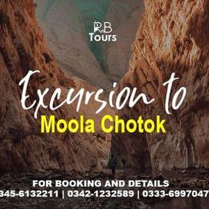 Excursion To Moola Chotok  The Hidden Gem Of Balochistan