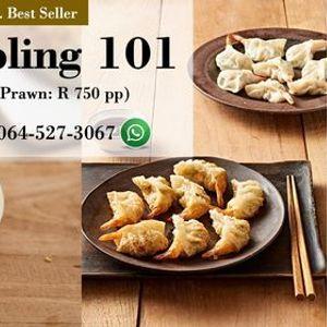 Dumpling 101 Pork & Prawn (Sold out)
