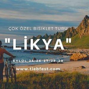 Tiebfest2019  Likya Bisiklet Turu