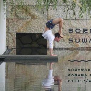 BORN TO YOG  SUWARU EngawaYoga