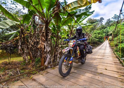 Motorcycle Adventure Tour: Cloudforest, Coast & Craters, 4 July | Event in Quito | AllEvents.in
