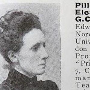 Four Pioneering Norwich Women Margaret Pillow (1857-1928)