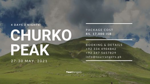 Churko Peak (4,300 meter) Trek in Siran Valley, 26 May | Event in Islamabad | AllEvents.in
