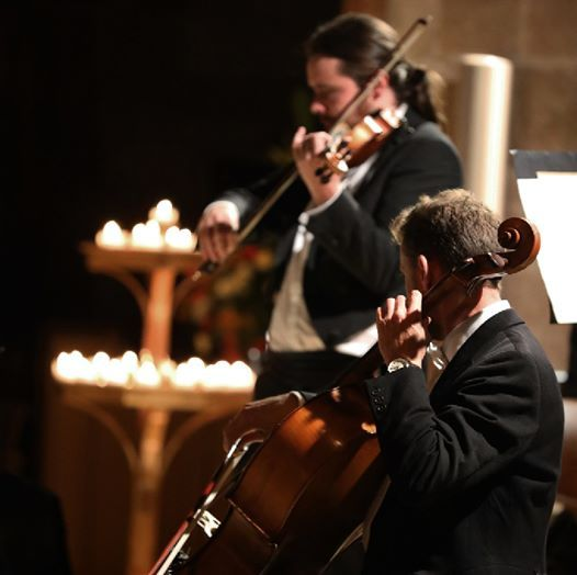 Rquiem de Mozart a la luz de las velas