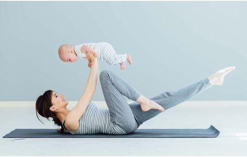 Beginner's Postnatal Pilates | Event in Hockley | AllEvents.in