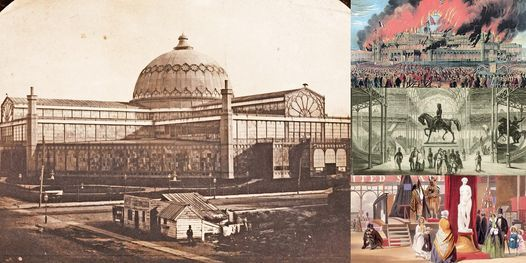 'The New York Crystal Palace: America's First World's Fair' Webinar, 9 August | Online Event | AllEvents.in