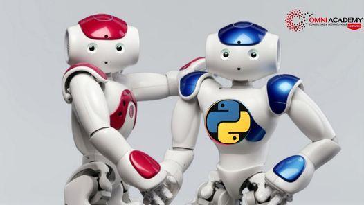 Python for Robotics (Beginners Course) Free Workshop   Event in Karachi   AllEvents.in