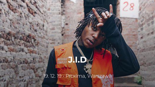 J.I.D 19.12  Proxima Warszawa