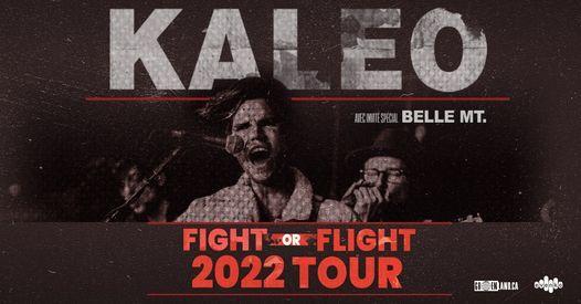 KALEO - Montréal, 22 April   Event in Montreal   AllEvents.in