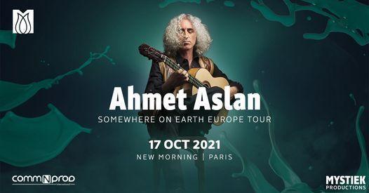 Ahmet Aslan | New Morning Paris | Event in Paris | AllEvents.in