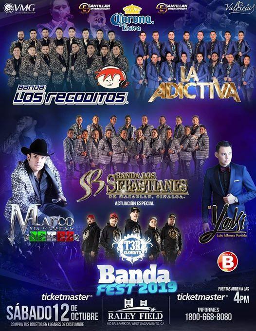 BANDA  FEST   2019  SACRAMENTO CA