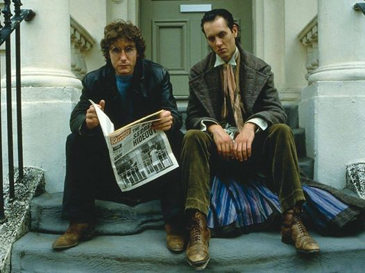 Withnail & I at Eastleigh & District Irish Society
