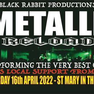 Metallica ReLoaded  Support