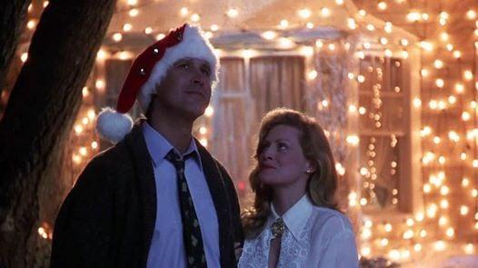 Christmas Vacation & Hot Chocolate