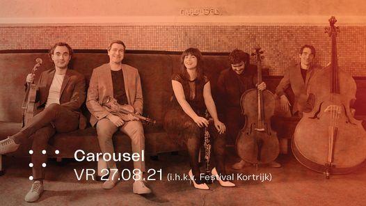 Festival Kortrijk presenteert: Carousel, 27 August | Event in Kortrijk | AllEvents.in