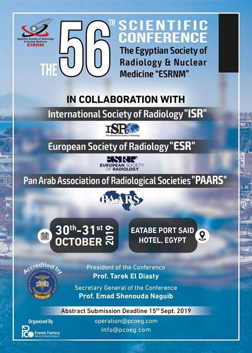 The 56th Scientific Conference ESRNM
