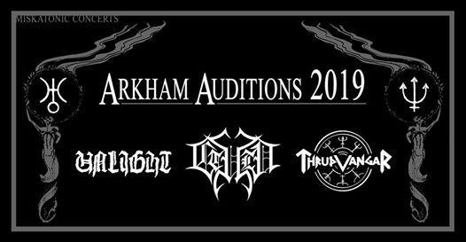 Arkham Auditions 2019  Leipzig
